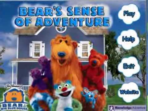 Baixar Bear in the Big Blue House: Bear's Sense of Adventure Walkthrough