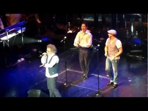 3/7 Banda XXI  MIGUEL CONEJITO ALEJANDRO HD Recital  teatro Gran REX Noviembre 16 y 17  2011