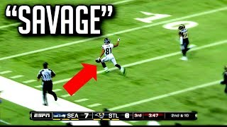 Golden Tate Savage Moments Compilation || HD