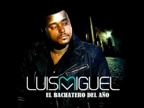 LUIS Miguel del amargue como te olvido  (bachata 2012)