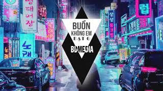 Buồn Không Em Remix - Đạt G [ Bản Mix Hay Nhất ] DJ Ciray | BD MEDIA