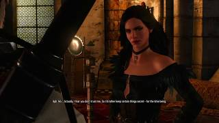 Witcher 3: Yennefer Drops the