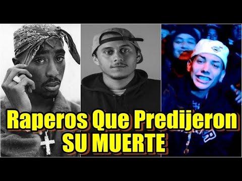 Raperos Que Predijeron Su Muerte | MUSICRAPHOOD