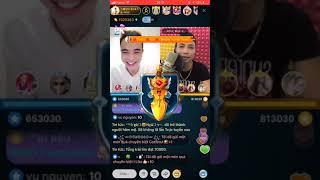 Sơn Sói & Đức Anh pk bigo live
