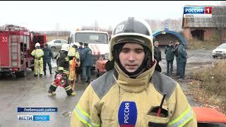 На аварийно-опасной федеральной трассе «Омск — Тюмень» сегодня прошли тактико-специальные учения