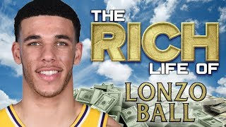 Lonzo Ball | The Rich Life | FORBES Net Worth 2019 ( Big Baller Brand Vs. NIKE )