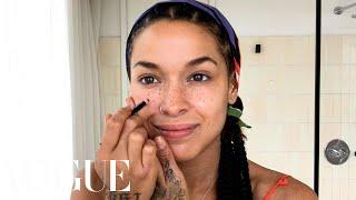 Princess Nokia's Guide to Getting Goddess Skin | Beauty Secrets | Vogue