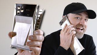 The $20,000 Cyberphone Billionaire Smartphone