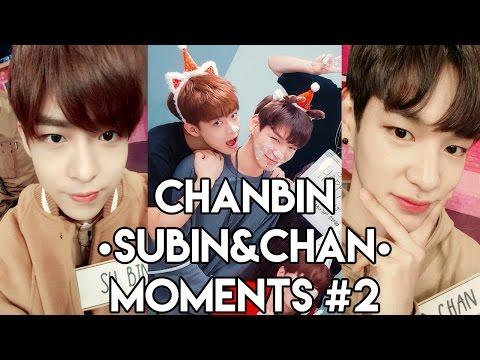 Chanbin [Chan & Subin] Moments Victon Part 2