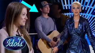 LEGEND LAINE HARDY COMES BACK TO AMERICAN IDOL !!| Idols Global