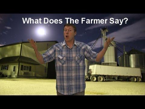 Baixar What Does The Farmer Say? (Ylvis - The Fox PARODY)