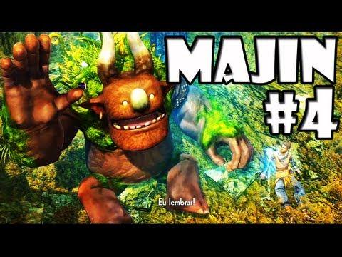 Baixar Majin e o Reino Abandonado #4 - O Espantalho Mascarado XD