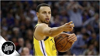 Why does Stephen Curry still have a chip on his shoulder? | The Jump