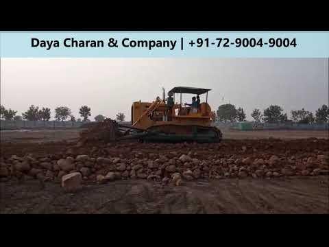 BEML BD80 bulldozer for road work | Daya Charan & Company