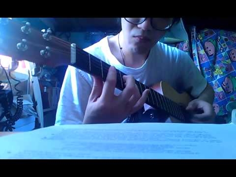 愛情當入樽 -- Twins (Guitar Cover)