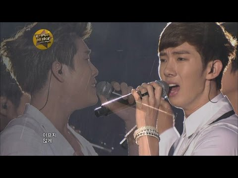 【TVPP】2AM - Never Let You Go, 투에이엠 - 죽어도 못 보내 @ K-POP All Star Live in Niigata
