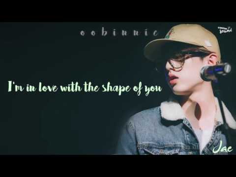 Day6 - Shape Of You [Ed Sheeran Cover | Colour Coded]