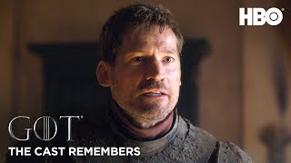 The Cast Remembers: Nikolaj Coster-Waldau on Playing Jaime Lannister | Game of Thrones: Season 8 (HB