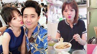 Trấn Thành Tr,ả Đũa Bo'c Mẽ Hari Won Ham Ăn Và Dùng Ké Đồ Hiệu - TIN TỨC 24H TV