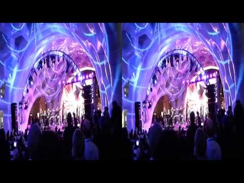 Foreverland performs @ Dreamforce 2013 (YT3D:Enable=True)