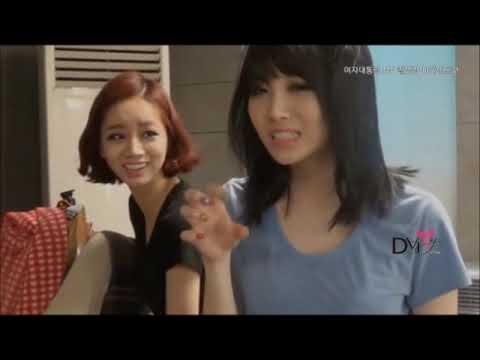 걸스데이 Hyeri and Yura - Moment #1