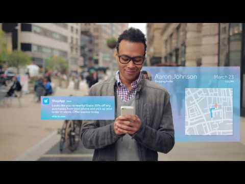 Watch how Bluedot's high accuracy location technology powers personalized journeys for retail, hospitality, quick serve restaurants, real estate and more.