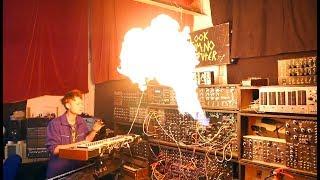 A Flamethrower #Synth Module