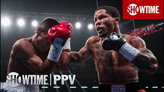 Gervonta Davis vs. Leo Santa Cruz: Preview | Oct. 31 on SHOWTIME PPV