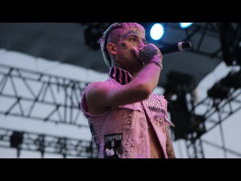 Lil Peep - Save That Shit (Live at Day n Night Fest, 9/8/17)