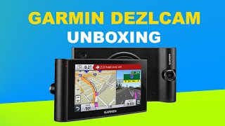Garmin dezlCam LMT Unboxing HD (010-01457-11)