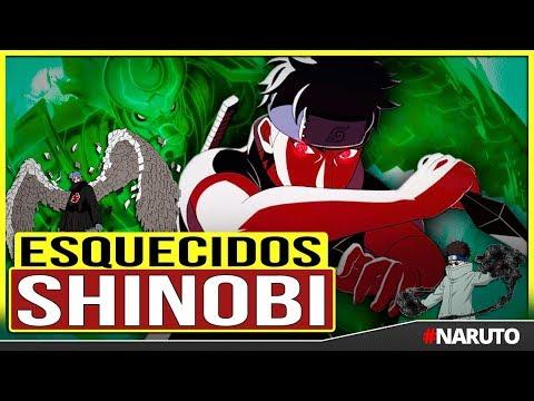10 Personagens Esquecidos do Anime Naruto