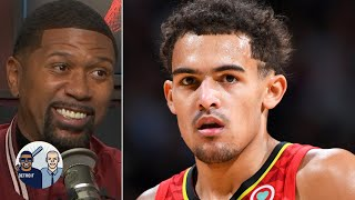 Jalen Rose believes Trae Young is a better playmaker than Stephen Curry | Jalen & Jacoby