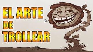 EL ARTE DE TROLLEAR | Trollface Quest 3