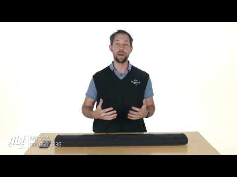 Yamaha Sound Bar Speaker YAS-106 - Overview