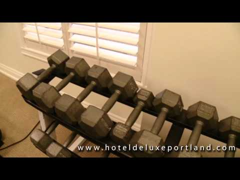 Fitness Center - Hotel deLuxe Portland