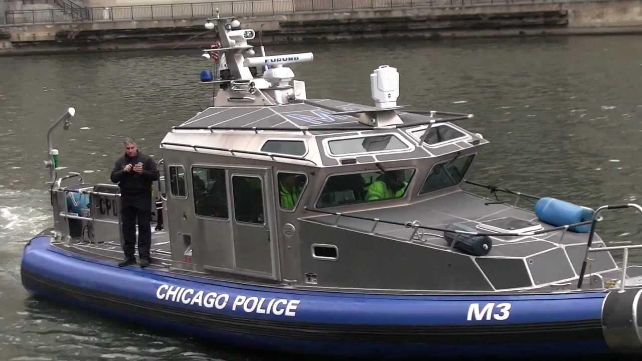 chicago police marine unit 44 foot archangel class safe boat youtube. Black Bedroom Furniture Sets. Home Design Ideas