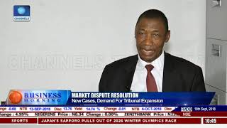 Labour Union Activities Affecting IST Performance, Idoko-Akoh Laments Pt.2 |Business Morning|