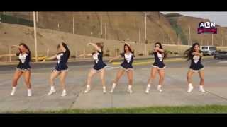Al ritmo de 'Las Blanquiazules' con el Baile del Toto