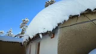snowfall in quetta 2019