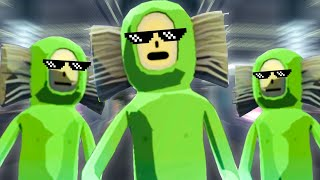 Green Gang RAP Destroys Purple.