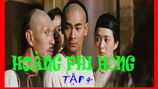 Hoàng Phi Hồng Tập 4 - Triệu Văn Trác
