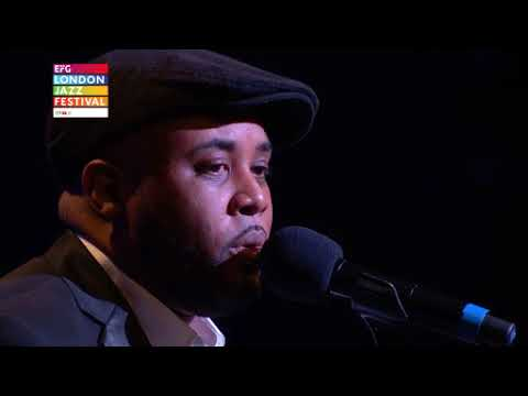 Tony Momrelle - 'A Song For You' - Live at Jazz Voice | Royal Festival Hall
