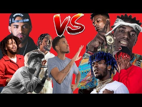 Mumble Rappers vs Lyrical Rappers
