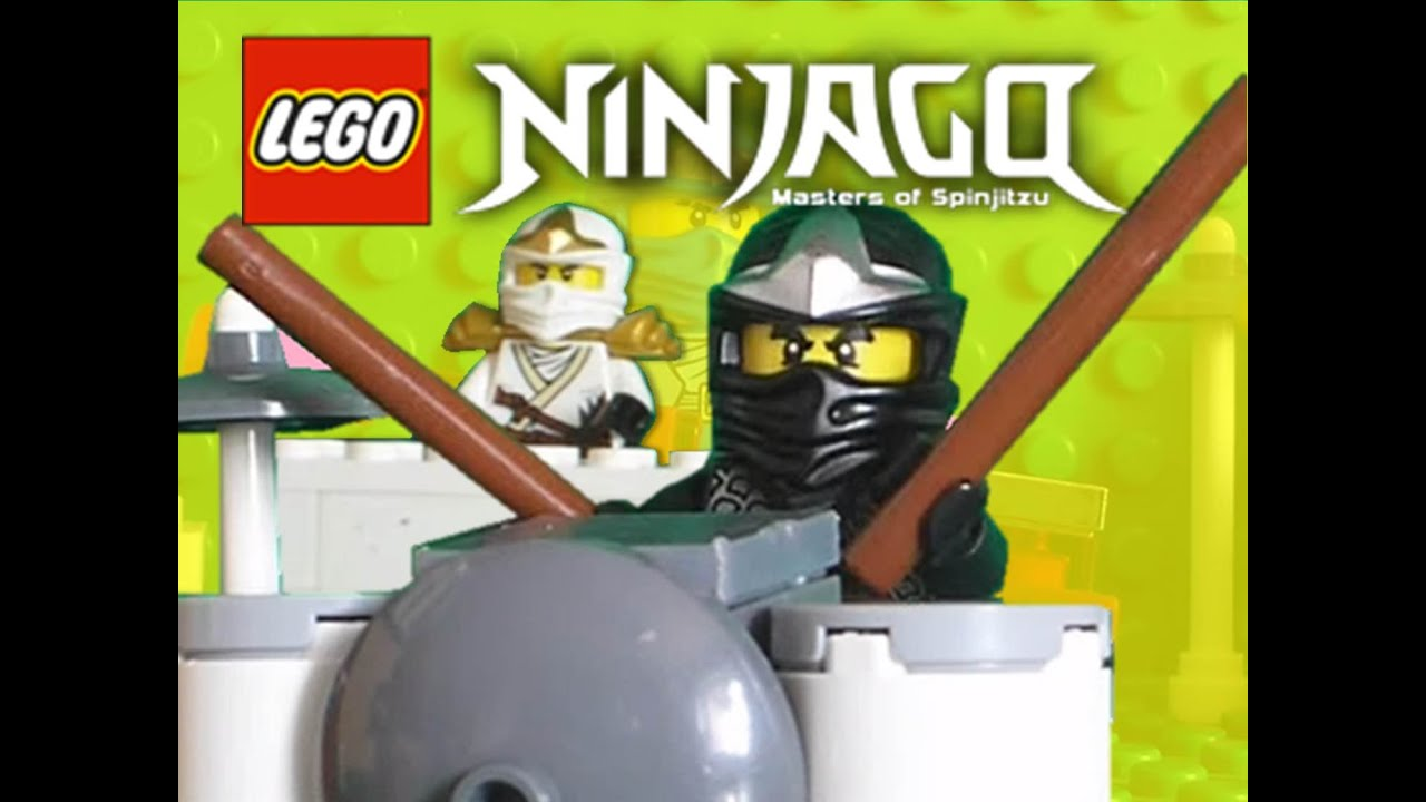 Ninjago The Weekend Whip Music Video Youtube - Www imagez co