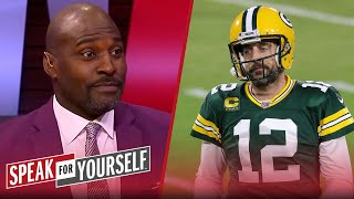 If I'm Aaron Rodgers' teammates, I'm questioning what he's doing — Wiley | NFL | SPEAK FOR YOURSELF