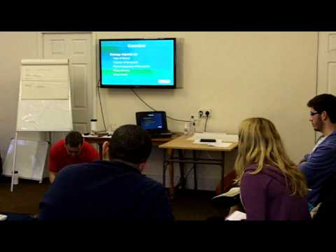 Bournemouth Uni First Aid Classroom Training