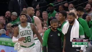 Cleveland Cavaliers vs Boston Celtics | November 30, 2018