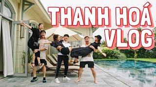 Ăn hết Thanh Hoá | ở Villa 530m vuông | Gia Đình Cam Cam vlog 39
