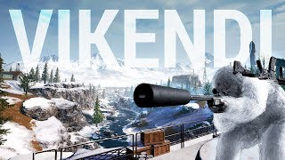 VIKENDI neue PUBG Winter Map ❄️