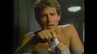 Wide Stick Deodorant Speed Stick Commercial (1987)